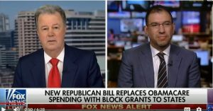 John Goodman debates Andy Slavitt, former head of Medicare and Medicaid, over the Graham/Cassidy bill.