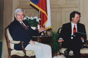 Gingrich and Goodman - Taxes