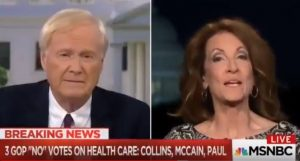 Goodman Institute board member Nan Hayworth argues for the need for a health reform bill on Hardball with Chris Matthews.