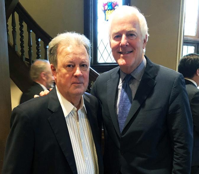 John Goodman and Sen. John Cornyn discuss the prospects for further tax reform.